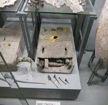 3 Rome Marine Equipements Navire Coffre Enroulement Cable Marseille Musée Docks Romains