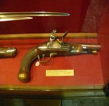 1822 Pistolet Cavalerie  Modèle 1822 Officier Salo