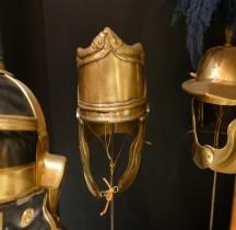Casque 2 Cavalerier Bronze IIIe Siècle  Copie Rome Musée Gladiateur