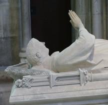 Seine St Denis St Denis Basilique 3.09.1.1.1 Louis d 'Evreux Gisant