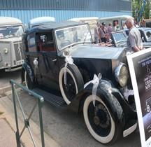 Rolls Royce  25-30  Sedan de ville 1936 Palavas  2013