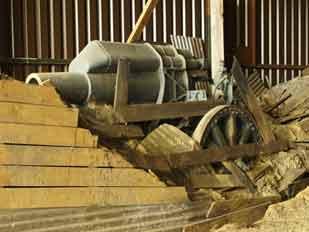 21 cm MÖRSER  M10-16 Bovington