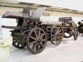 21 cm MÖRSER  M10-16 Bruxelles