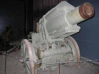 21 cm MÖRSER  M10-16 Duxford