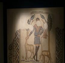 Mosaïque Médiéval Haut Italie Ravenne  Il Buon Pastore