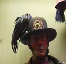 1915 Infanterie Bersaglieri 4e Reggimento  Bersaglieri  Capello