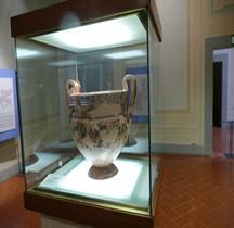Céramique Grèce Cratère Attique Vase François Florence