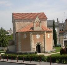 Vienne.Poitiers Baptistère St Jean