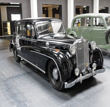 Maybach  SW42 Limousine Spohn 1939 Neumarkt Baviere