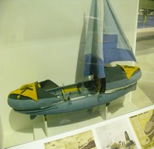 Canot Sauvetage Airborne Lifeboat Maquette Hendon