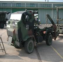 Mungo 2 Einsatzfahrzeug Spezialisierte Kräfte  Meh