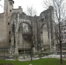 Isère Vienne Temple de Cybèle