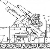 Artillerie Automouvante Hummel Anatomie d'un Fauve