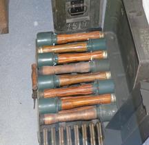 Grenade 1939 Packkasten für 15 Stielhandgranaten 2