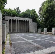 Bavière Nuremberg  Reichsparteitagsgelände  Luitpoldarena Ehrenhalle