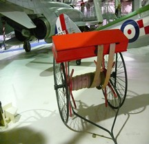 1910 Hand Propelled Fire Cart Hendon