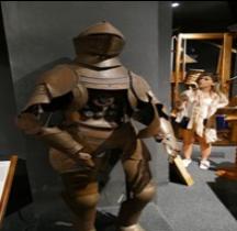 Leonardo da Vinci Robot Florence