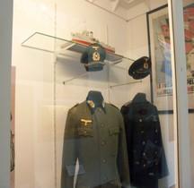 1944 Kriegmarine Küstenartillerie Admiral Waffenrock  Vareuse Bruxelles