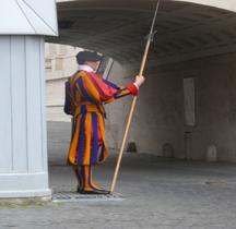 Vatican 2013 Guardia Svizzera Pontificia