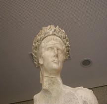 Statuaire 1 Empereurs 4 Claude Vaison