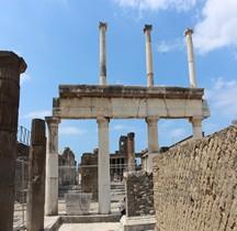 Pompéi Regio VII  Forum