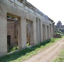 Rome Rione Campitello Palatin Paedagogium