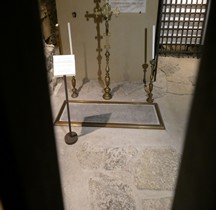 Florence Santa Maria dei Fiori Crypte Tombe de F.Brunelleschi