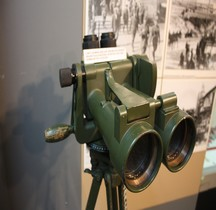 Jumelles Doppelfernrohr DF 10 x 80 Artillerie  Bucarest