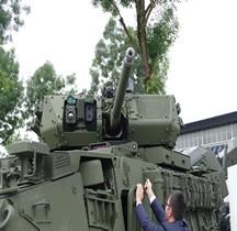 Stryker M 1296 Dragon Eurosatory 2018