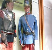 1914 Cavalerie Chasseur à Cheval  Bruxelles