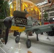 Messerschmitt Me Bf 109G-4 Spire