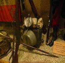 1°GM 1914 Paquetage Infanterie M 1893 Salon