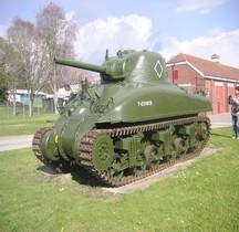 Char Moyen Sherman M4A1 Grizzly Tank Bovington
