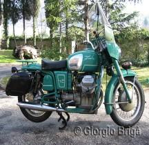 Moto Guzzi V7 700 Corpo Forestale dello Stato