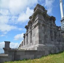 Puy de Dome.Le Temple de Mercure