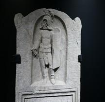 Statuaire Stele Funeraire Mirmillon Aquileia Nimes 2018