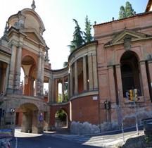 Bologna Santuario della Beata Vergine di San Luca Arco del Meloncello