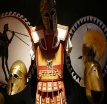 2.1 Legion Infanterie  République Hoplite Rome IV° Av JC Rome Gladiator Museum
