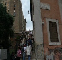 Rome Rione Campitelli Forum Romain Scalae Gemoniae