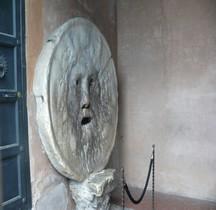 Rome Rione Ripa Forum Boarium Santa Maria in Cosmedin Bocca della Verita