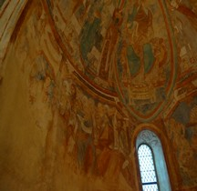 Vienne Montmorillon Eglise Notre Dame Crypte