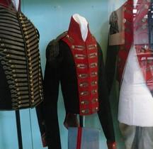 1816 Royal Artillery Officier Londres