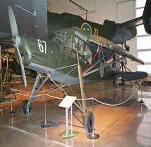 Fieseler Fi 156 C3 Storch Flygvapenmuseum Linköping