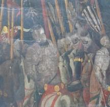 Peinture Renaissance  Bataille San Romano Paolo Ucello Paris