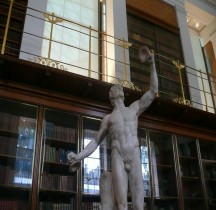 Statuaire Faune Rondanini Londres BM