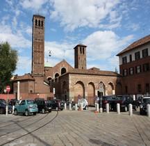 Milan Basilica Sant'Ambroggio