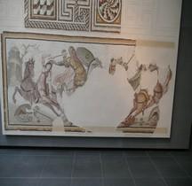 Mosaïque Rome Turquie Antioche  Antakya Amazonomachie  Paris