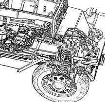 Automitrailleuse Dingo  Anatomie d'un Fauve