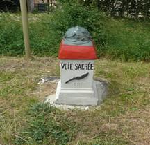 Meuse Verdun Voie Sacrée