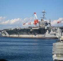 Porte avions USS Georges Washington Japon